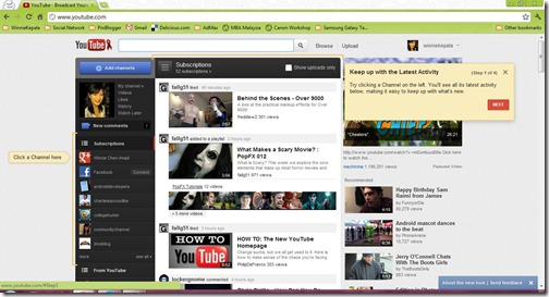 YouTube redesign 06