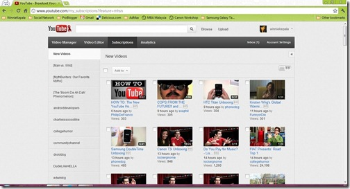 YouTube redesign 07