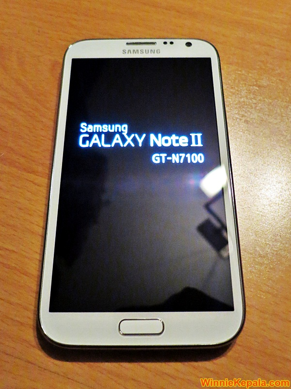 Samsung Samsung Galaxy Note Ii Review — ZwiftItaly