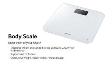 Body Scale (S Health accessory)