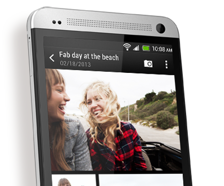 HTC Zoe lets you create 30 seconds HD movies