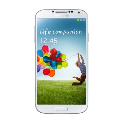 Samsung Galaxy S 4 - White (Front)