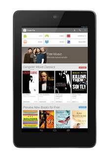 Refreshed Google Play
