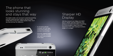 HTC One (pg2) - Hardware overview