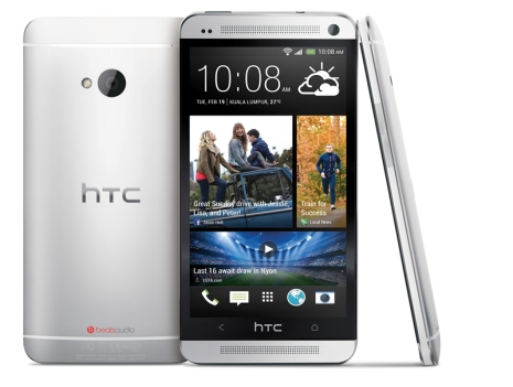 HTC One - official image