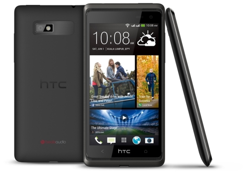 HTC Desire 600 Dual SIM - Stealth Black