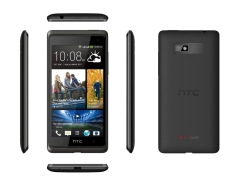 HTC Desire 600 Dual SIM - Stealth Black (hardware overview)