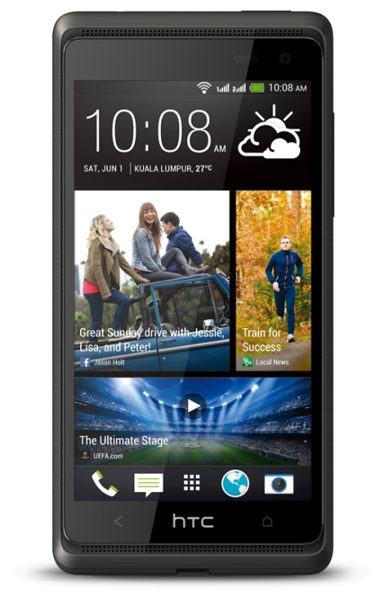 HTC Desire 600 Dual SIM - with HTC BlinkFeed