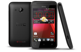 HTC Desire 200 - Stealth Black