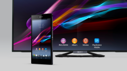 Sony Xperia Z Ultra - Connected
