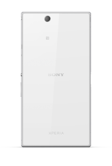 Sony Xperia Z Ultra - White (Back)