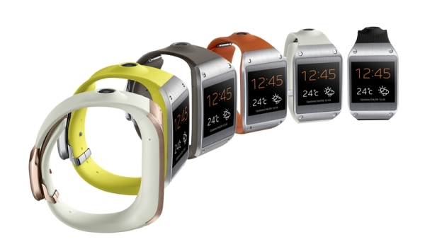 Samsung Galaxy Note 3 and Galaxy Gear smartwatch Launched in