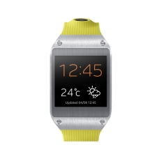 GALAXY Gear_Lime Green