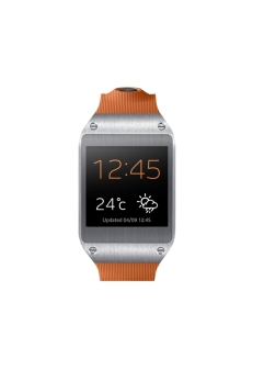GALAXY Gear_Wild Orange