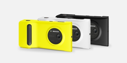 CAMERA GRIP FOR NOKIA LUMIA 1020