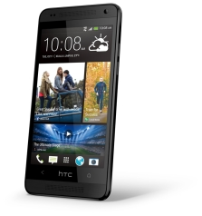 HTC One mini_black Pers Left_4G