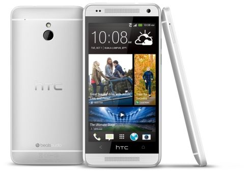HTC One mini_silver 3V_4G
