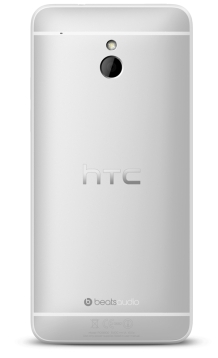 HTC One mini_silver Back