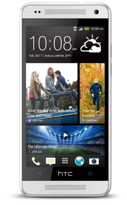 HTC One mini_silver Front_4G