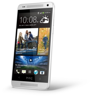 HTC One mini_silver Pers Left_4G