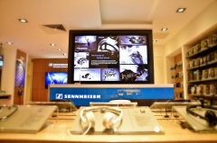 The Sennheiser Concept Store in Bangsar features a wide range of Sennheiser headphones for every aspect of your lifestyle.