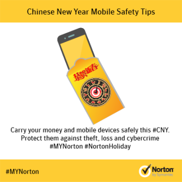 Protect your money and mobile this CNY against theft, loss and crime