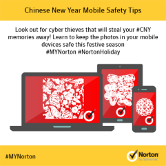 Keep your memories safe on your mobile devices this CNY