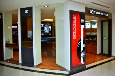 The new Sennheiser concept store is located on Unit F133, First Floor in Bangsar Shopping Centre, Kuala Lumpur. Opening times are daily from 10AM – 9PM.