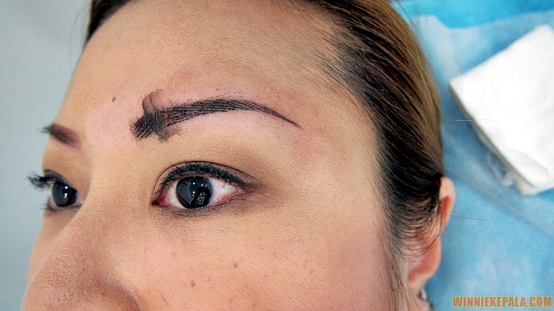 Eyebrow Embroidery Bluunis Mid Valley Part 1 Winniekepala Com