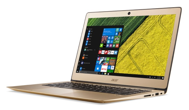 Acer Swift 3 - Gold