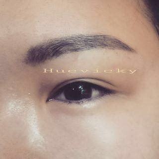 Eyebrow Embroidery with HueVicky – WinnieKepala com