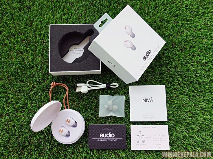 b95e207901f I love how the Sudio NIVA fits in my ear with their default earbuds ...
